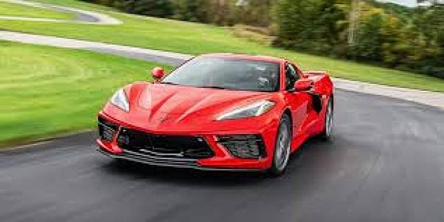 Chevy Corvette 2020