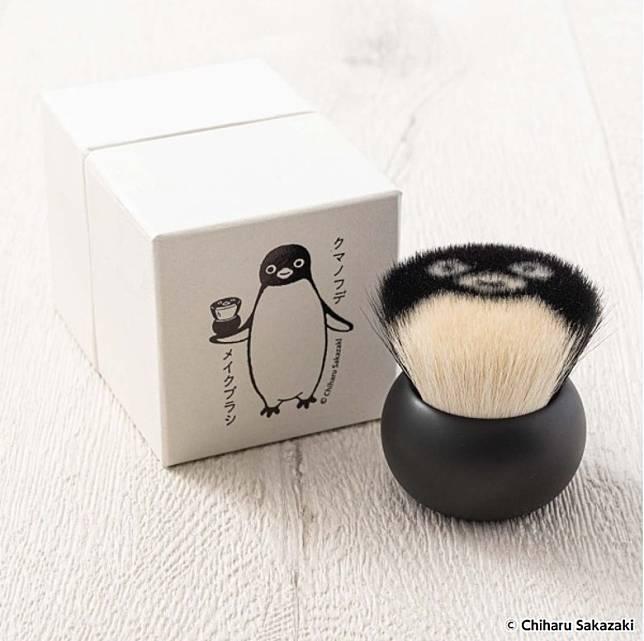 剛上架嘅全新化妝掃,由日本第一毛掃產地嘅廣島縣熊野町職人手工打造,質素有保證。(互聯網)