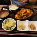 豚肉炒め - 実際訪問したユーザーが直接撮影して投稿した新宿韓国料理本格韓国料理店 招待 新宿東口店の写真のメニュー情報