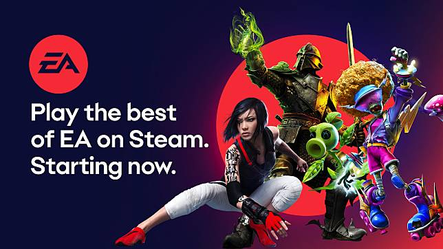 Daftar Game Baru EA yang Muncul di Steam Minggu Ini
