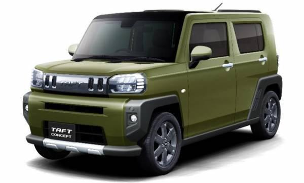 Mobil konsep TAFT mengadopsi atap kaca (glass roof) yang akan memberikan kesan kabin dan visibilitas penumpang yang lebih luas.