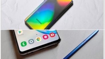 [評測] 筆較親民 Samsung Galaxy Note 10 Lite 輕薄次旗艦智慧型手機動手玩!外觀、實拍、效能全實測