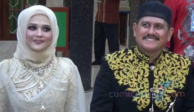 Cuy Meyriska Sudah Menikah, Ayah Tetap Minta Tinggal Serumah