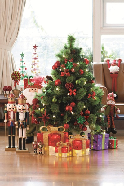 【快樂過聖誕】居家聖誕樹擺放位置