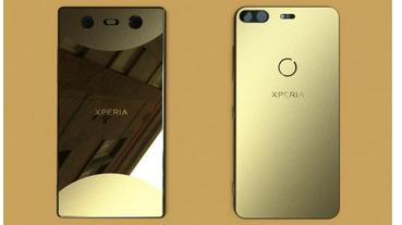 從 Sony 新旗艦手機設計圖來看,Xperia版本全螢幕手機真的要來了