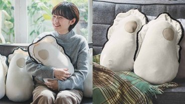 日本爆紅「牡蠣抱枕」幕後開發人受訪,對網友熱烈反響超意外「它們擁有謎之魅力」!
