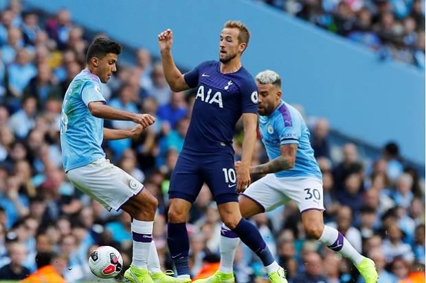 Drama Empat Gol di Etihad, City Gagal Geser Liverpool