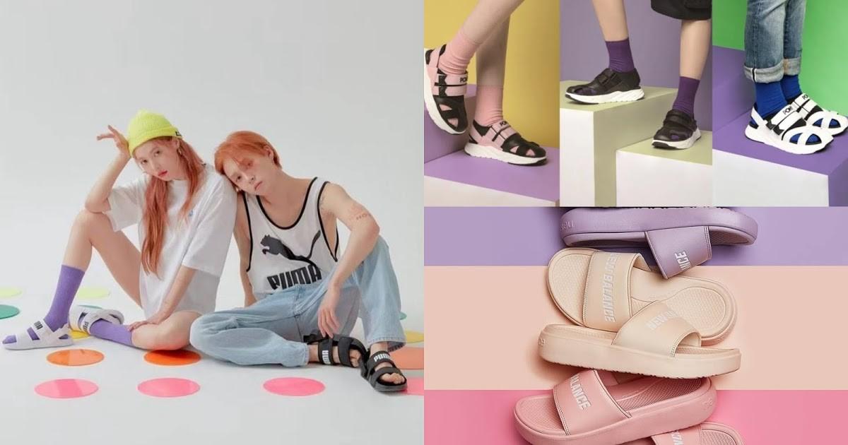 運動涼鞋配襪子「這樣穿」最好看!7款涼拖鞋讓你穿出撞色新時尚