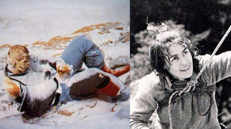5 Jasad Terkenal yang Ditemukan di Gunung Everest | Keepo.me | LINE TODAY