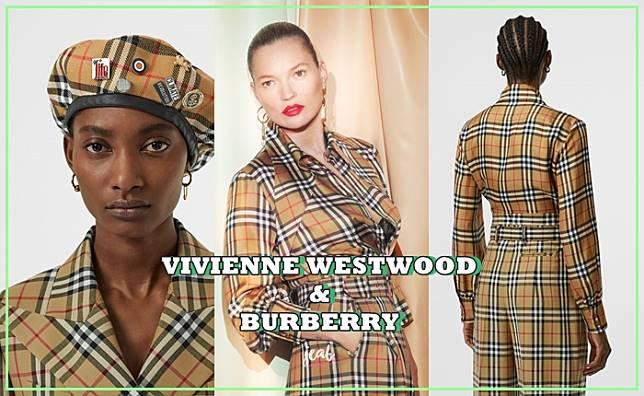 ชวนส่องไอเท็มเด็ดจาก Burberry x Vivienne Westwood