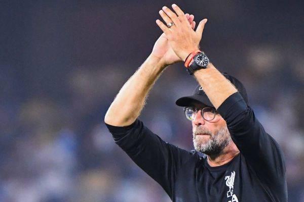 Pelatih Liverpool Juergen Klopp