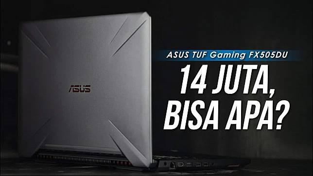 Asus Tuf Gaming Fx505du Performance Test Powerful Dengan Amd Ryzen Telset Line Today