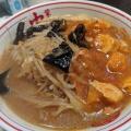 蒙古タンメン - 実際訪問したユーザーが直接撮影して投稿した西新宿丼もの蒙古タンメン中本 新宿店の写真のメニュー情報