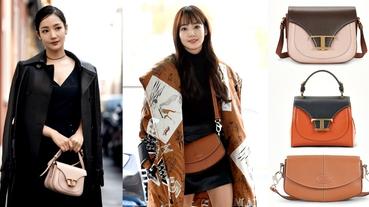 朴敏英35歲回春演高中生,連背的包都成熱搜字!3款大地包出席時裝週,亮眼程度不輸超模