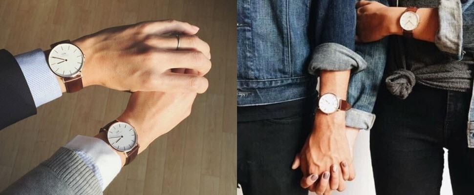 情人節送禮免煩惱,情侶對錶大盤點!