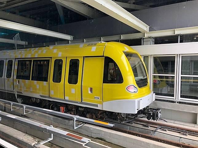 ▲捷運環狀線和萬大線是今年雙北房市嬌點。(圖/新北捷運局臉書提供)