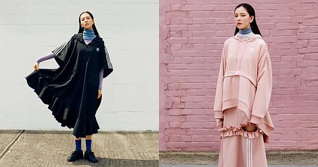 來自韓國設計師的混搭Sense! 顛覆街頭潮流變身高訂質感 運動服也是時裝