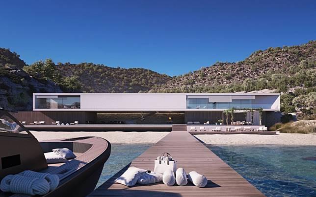 Desain Tempat Tinggal Ini Akan Membuat Kamu Terkesima dengan Kemewahannya