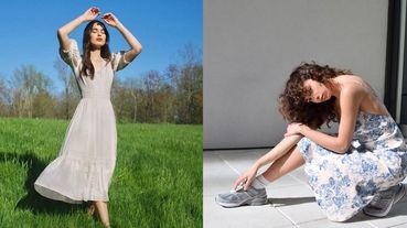 Selfridges年中7折優惠持續燒!夏季必收的「夢幻色浪漫洋裝」推薦,一穿上就是仙氣感爆棚啊~
