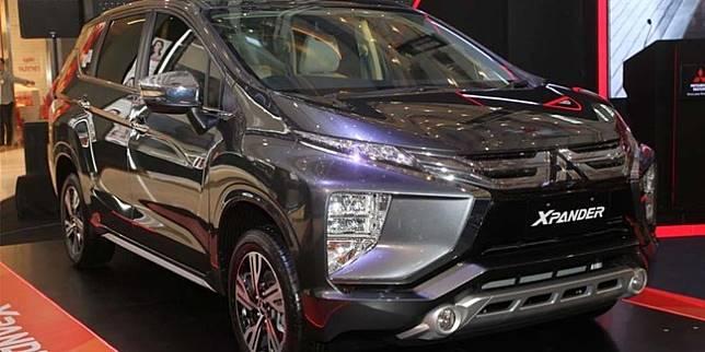 Mitsubishi Xpander terbaru (Istimewa)