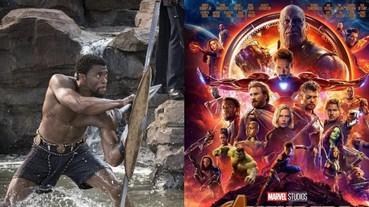 陛下威武!《黑豹》成為北美票房最高的超級英雄電影 更勝《復仇者聯盟 3》!
