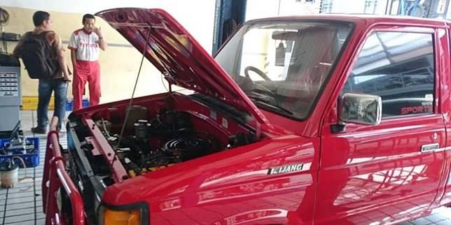 Kijang Super  Short 1987 (Auto2000)