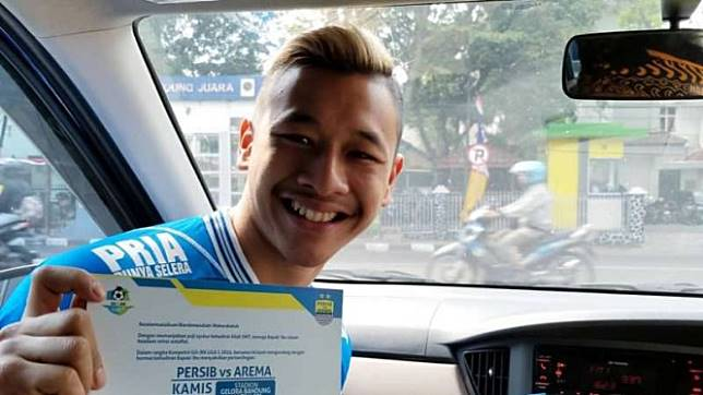 Cerita Bintang Silat Asian Games 2018 Kecopetan Saat Nonton Persib