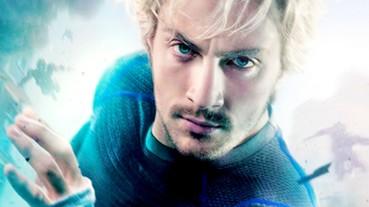 你不知道的率性叛逆英倫超人類 復仇者聯盟 2「快銀」亞倫泰勒強森