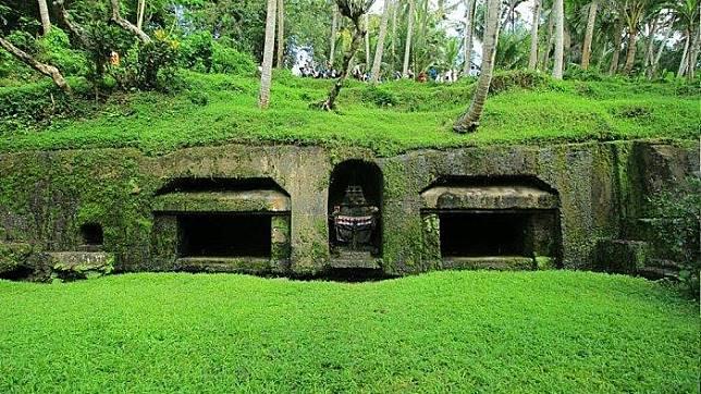5 Destinasi Wisata Candi di Bali yang Instagramable, Candi Gunung Kawi Punya Panorama Alam Asri