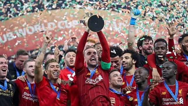 Liverpool Juara Piala Dunia Antarklub 2019 Coutinho Menjadi Trending Di Twitter