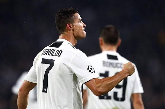 Griezmann Tak Kaget Atletico Dapat Kejutan dari Ronaldo di Markas Juventus