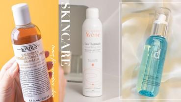 敏感肌急救必備!5款「溫和型化妝水」推薦,MUJI、敏感話題Dcard推爆,金盞花根本神水