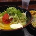 実際訪問したユーザーが直接撮影して投稿した西新宿うどん讃岐うどん大使 東京麺通団の写真