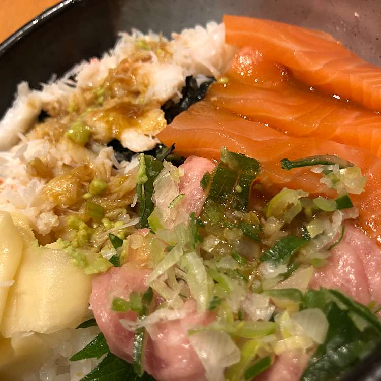 ユーザーが投稿した三色丼の写真 - 実際訪問したユーザーが直接撮影して投稿した歌舞伎町寿司板前寿司 新宿東宝ビル店の写真