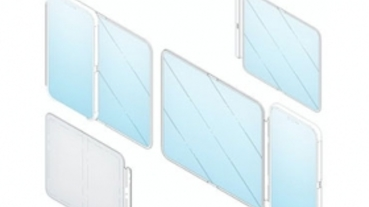 LG 新專利:用大面積軟性螢幕打造手機「保護套」