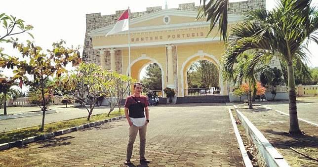 9 Wisata Benteng Terbaik Di Indonesia Yang Instagenic Keepo Me Line Today