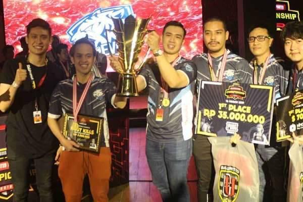 Selamat, Star8 dan EVOS Menangkan Bali United Esports Championship!