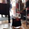 アイスコーヒー - 実際訪問したユーザーが直接撮影して投稿した新宿カフェらんぶるの写真のメニュー情報