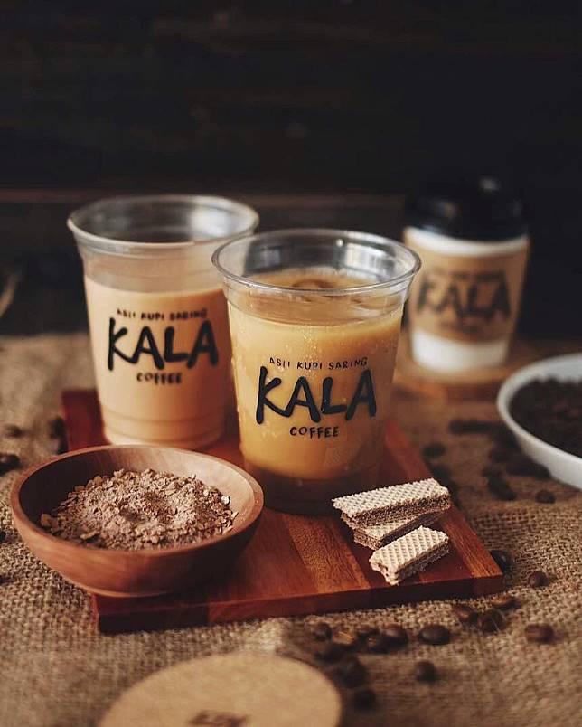 Kala Coffee kopi susu