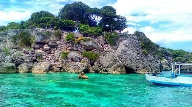 Menyisir Surga Bahari Tersembunyi Pulau Kambing di Tanjung Bira