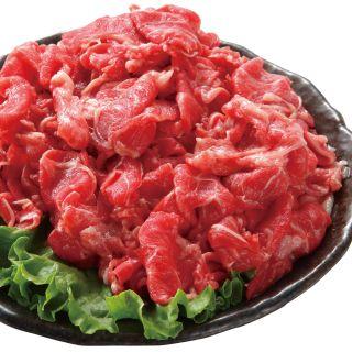 <オーストラリア産>牛肉小間切れ