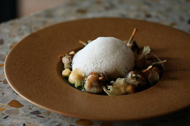 Louise in Hong Kong: modern French food at its best by Julien Royer of Odette at his new Central  restaurant