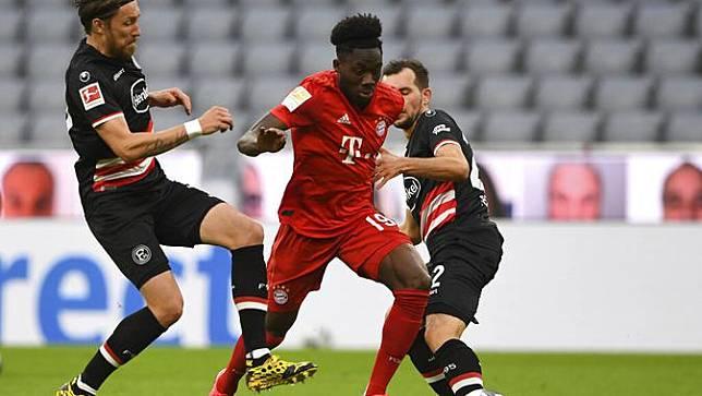 Bayern Munchen VS Fortuna Duesseldorf