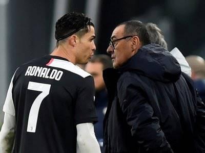 Sarri: Terima Kasih Ibu Ronaldo