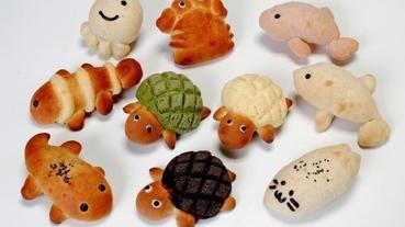 京都水族館的大人氣「水族包」
