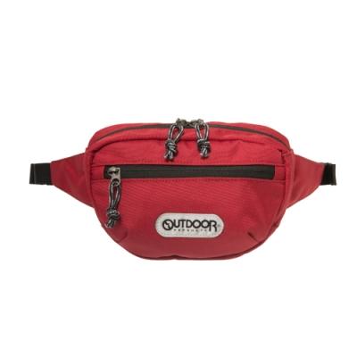 品牌LOGO標識 分層貼袋,方便收納隨身小物 腰帶側片,服貼適合身形 背片網布,舒適透氣