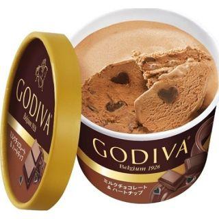 ミルクチョコレート&ハートチップ