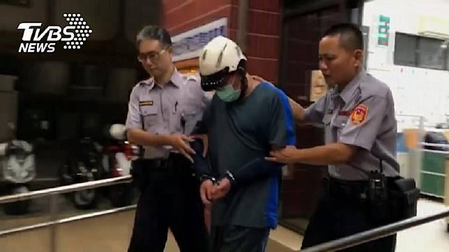 高雄市1名狠父,狠心打死1個月大的女兒,事後藏屍11年,前年才向警方自首。(圖/TVBS)