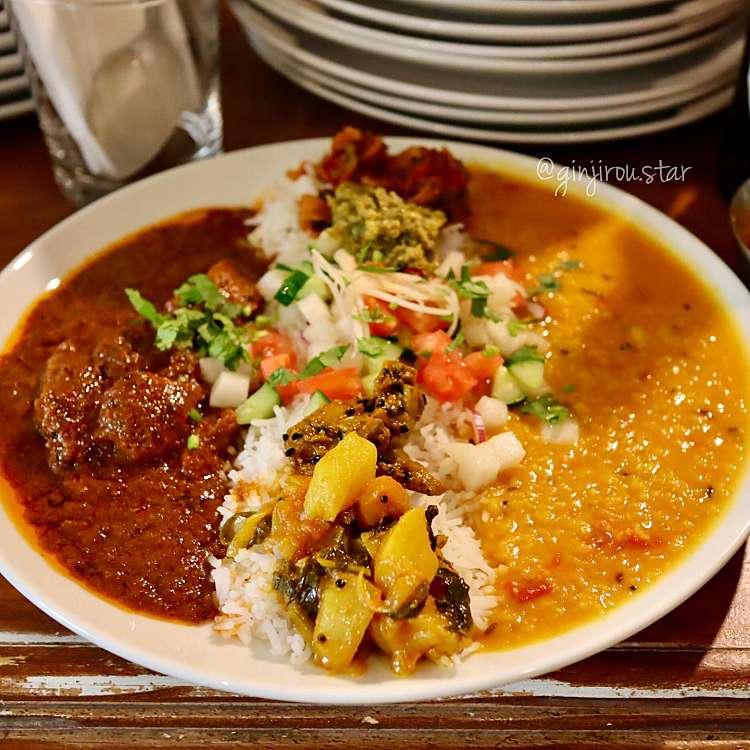 ぎんじろうさんが投稿した天神橋インド料理のお店ガネーシュ N 大阪天満宮店/ガネーシュの写真