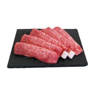 牛肩ロースすき焼用うす切(解凍含)
